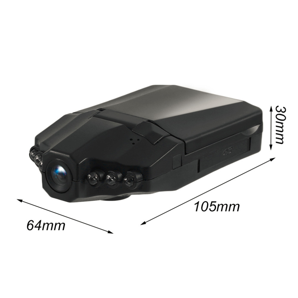 Universal 2.5 Inch Dash Cam Full HD 1080P Car DVR Vehicle Camera Video Recorder Infra-Red Night Vision фото